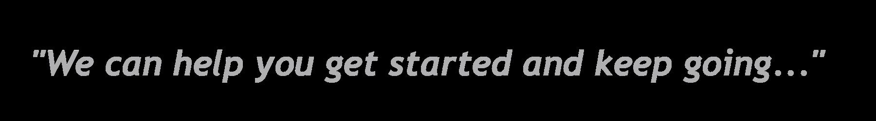 SW get started